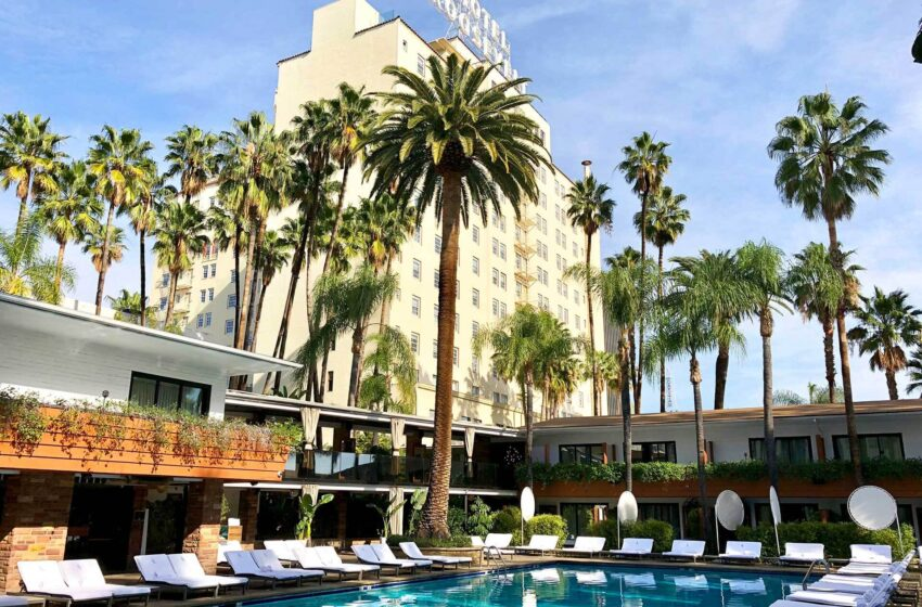 Plan Your Next 5 Day Staycation at the Hollywood Roosevelt in Los Angeles